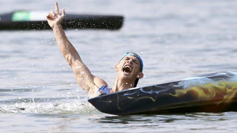 Как Чебан выпал из каноэ, гонясь за «золотом» Олимпиады
