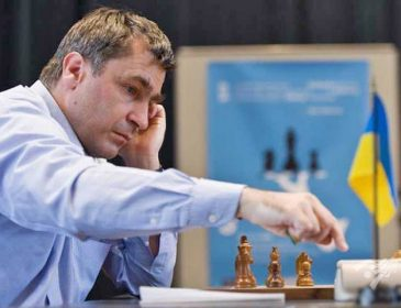 Львовянин Василий Иванчук попал в первую 30-ку мирового рейтинга шахматистов мира