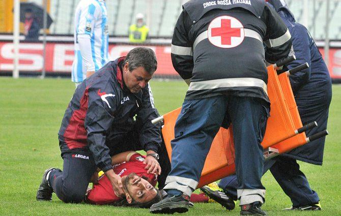 5 самых ужасных смертей в истории спорта (видео +18)