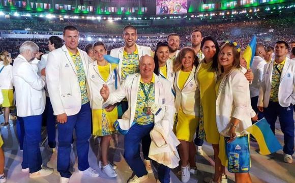 Рио-2016. Украина опустилась в медальном зачете