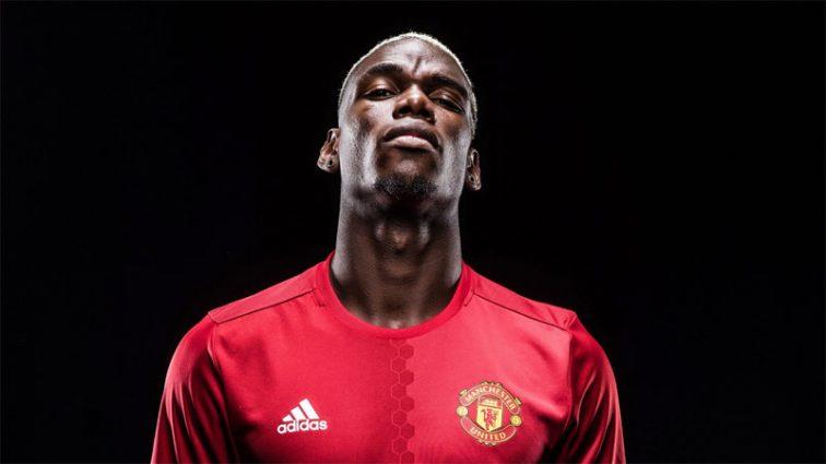 Официально. Поль Погба — игрок «Манчестер Юнайтед»