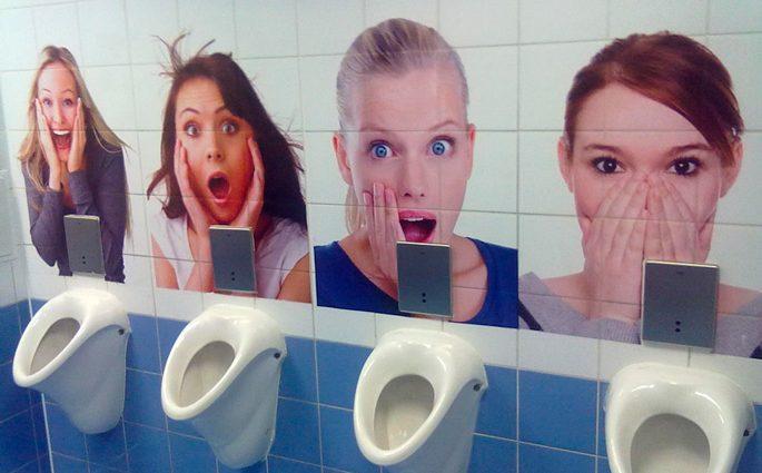 Это место самое грязное в общественном туалете: ни в коем случае не касайтесь его