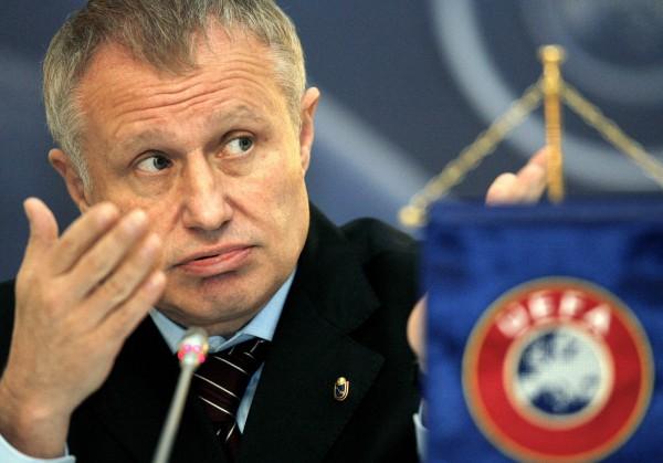 Григория Суркиса выгоняют с УЕФА