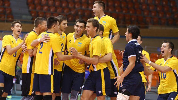 Сборная Украины по волейболу с победы стартовала в отборе Евро-2017