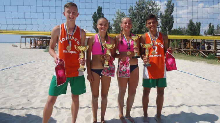 Волейболисты из Хмельницкой области- чемпионы Украины!