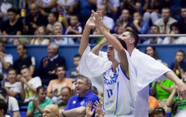 Сборная Украины уступила Словении в отборе на Евробаскет
