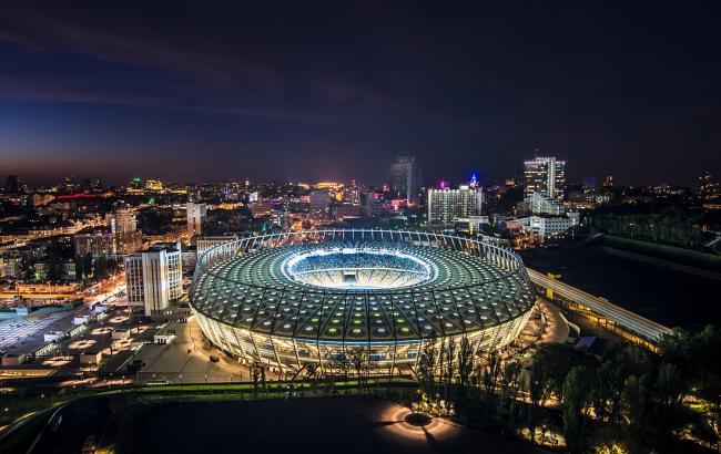 УЕФА примет решение по проведению финала Лиги Чемпионов в Киеве