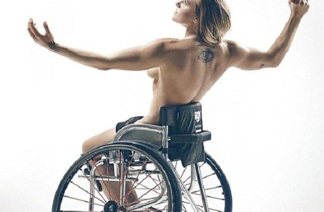 Доказать всему миру: британские паралимпийцы снялись в откровенной фотосессии