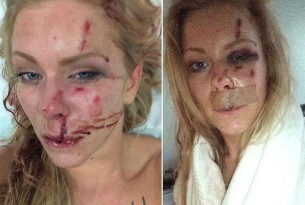 Девушку оштрафовали, за то, что она не позволила себя изнасиловать