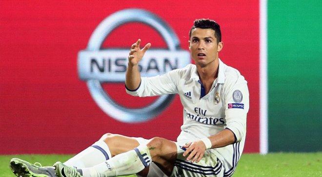 Роналду раздражен из-за контракта с «Реалом»