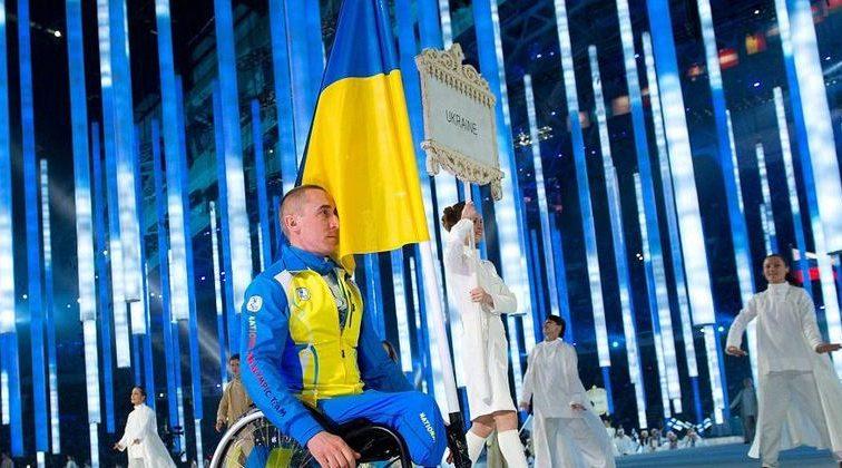 Украинские паралимпийцы завоевали 72 медали в Рио