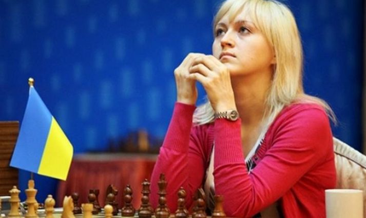 Сборная Украины стала одной из лучших на шахматной Олимпиаде