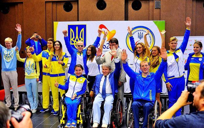 Сколько премиальных получат украинские паралимпийцы