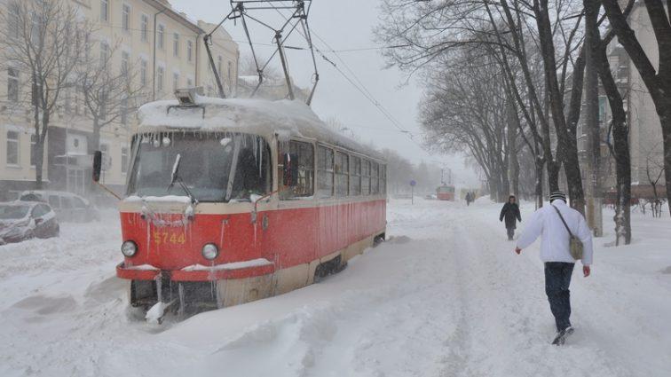Срочно! 22 сентября на Украине уже выпал первый снег