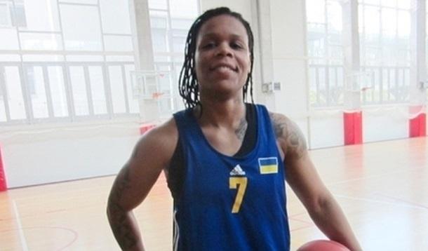 Баскетбольная сборная Украины натурализовала американку