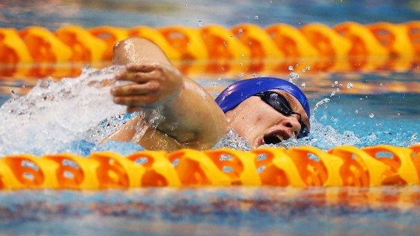 Паралимпиада-2016: стало известно, из-за чего украинская пловчиха потеряла медаль