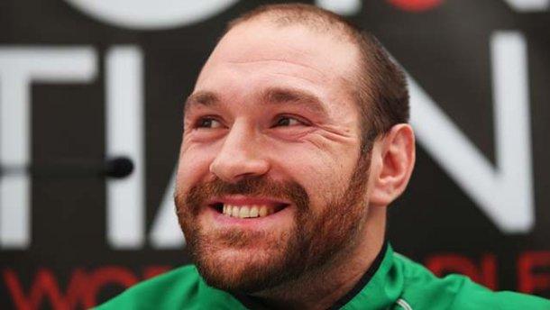 Тренер Фьюри рассказал, когда боксер вернется на ринг