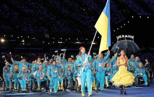 В первый день Паралимпиады в Рио Украина взяла девять медалей
