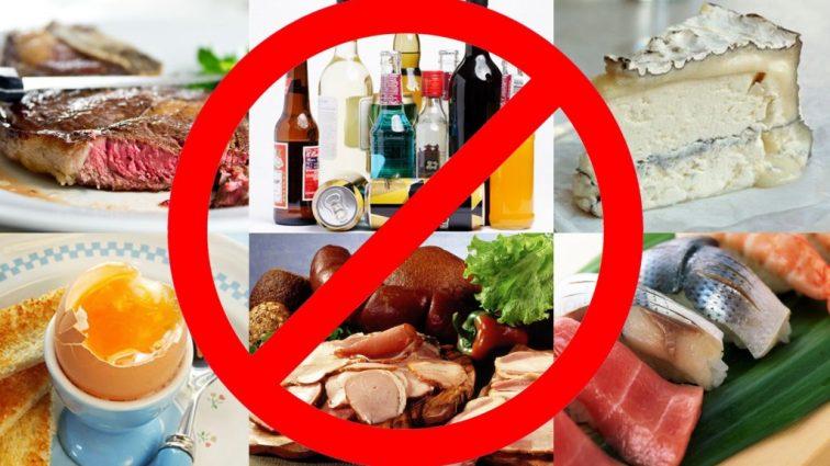 Исключив эти продукты, можно улучшить здоровье и замедлить старение