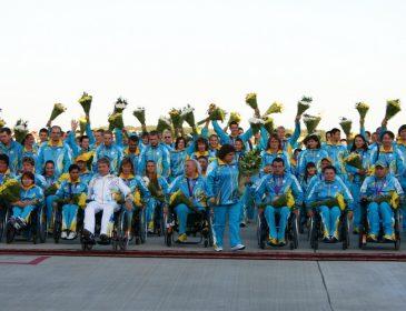 В Запорожье мэр вручил медали паралимпийцам