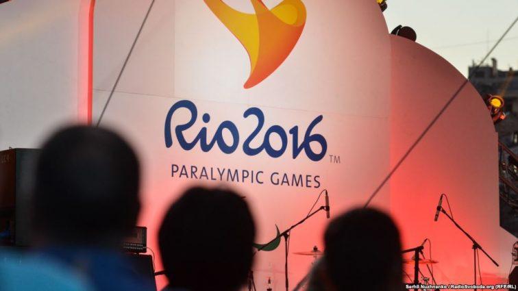 Зоя Овсий получила серебряную медаль в метании булавы на Паралимпиаде-2016!