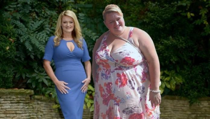 Она потеряла 89 килограммов за полтора года и изменила всего одну вещь в своей диете…