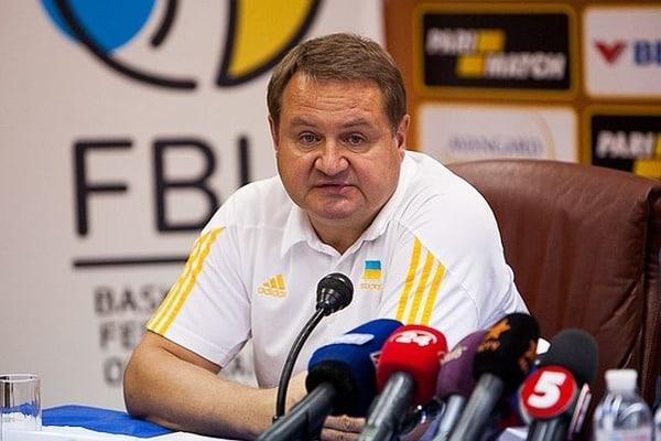 Сборная Украины потеряла центрового перед ключевым матчем отбора на чемпионат Европы