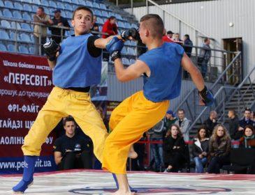 Участник АТО с Кропивницкого стал призером всеукраинского турнира по фри-файту