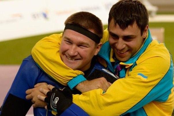 Украинцы завоевали 11 медалей в шестой день Паралимпиады-2016