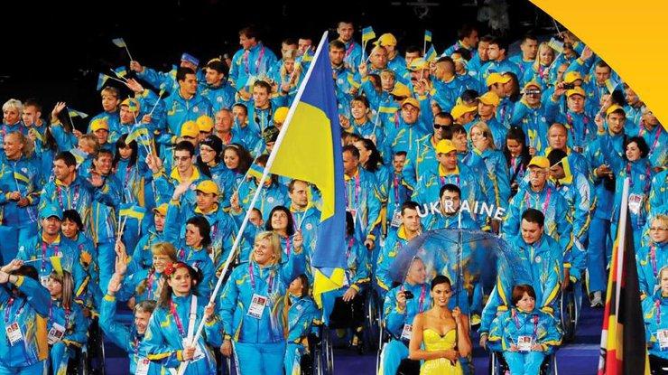Украина третья: Медальный зачет Паралимпиады на 11 сентября