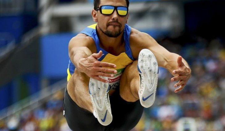 Украина идет третьей на Паралимпиаде-2016