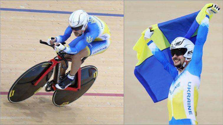 Украинец Дементьев стал чемпионом Паралимпийских игр в велоспорте