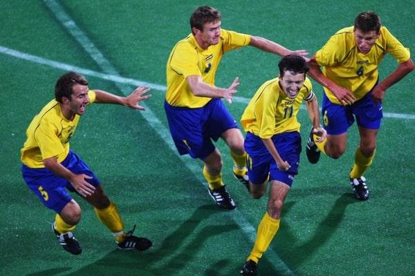 Сборная Украины по футболу обыграла Бразилию и вышла в полуфинал Паралимпиады