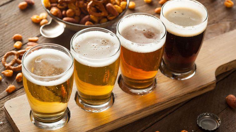 Какие изменения происходят в организме если выпивать более литра пива в день?