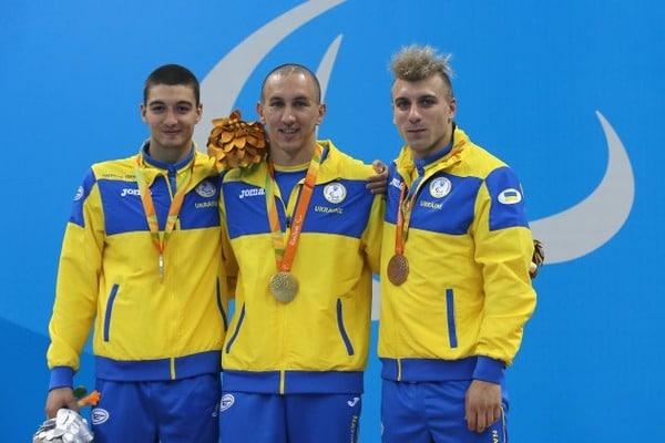 Паралимпиада-2016: Украина сохранила третье место медального зачета