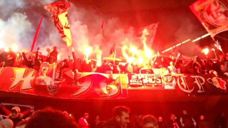 Немецкий клуб решил судится с фанатом
