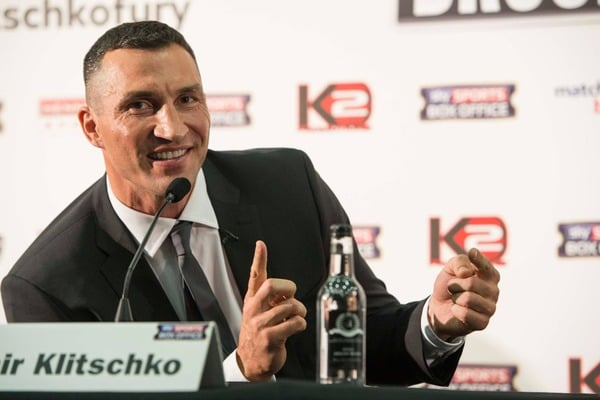 «Никогда такого не было» — Кличко готов к переносу реванша с Фьюри