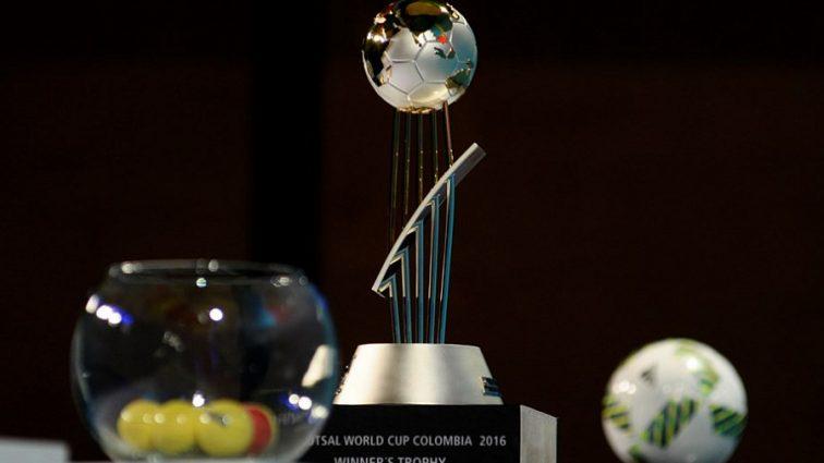 Сборная Украины по футзалу стартует на Чемпионате мира-2016