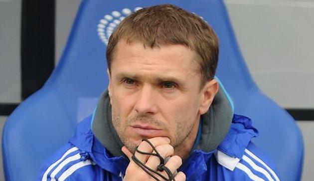 «Зарплаты, которые хотят, чтобы играть в «Динамо», считаю ненормальными» — Ребров (ФОТО)
