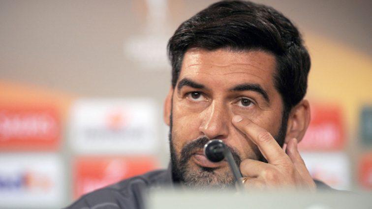 Паулу Фонсека: «Гент» – наш самый сложный соперник в этом сезоне»