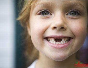 Врачи советуют сохранять молочные зубки детей