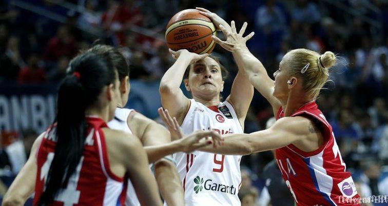 Женская сборная Украины вышла в полуфинал ЧМ по баскетболу 3х3