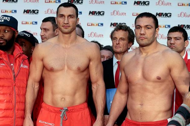 В команде Кличко опровергли договоренность о бое с Джошуа