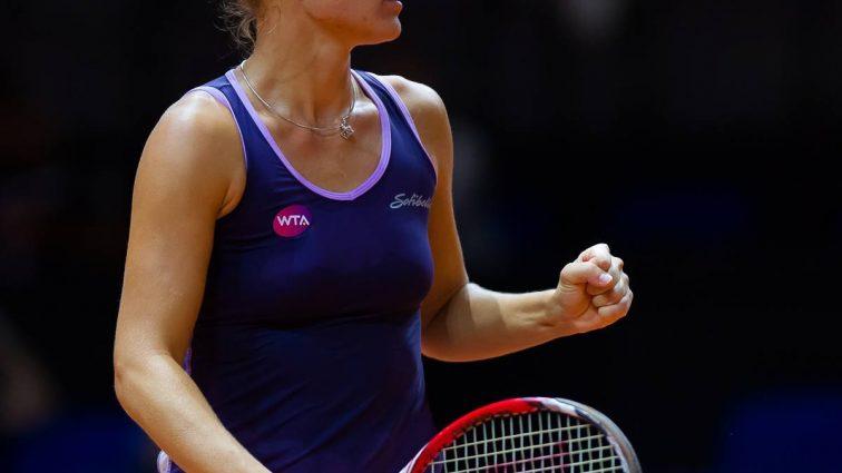 Бондаренко вышла во второй раунд парного турнира в Пекине, Свитолина – проиграла
