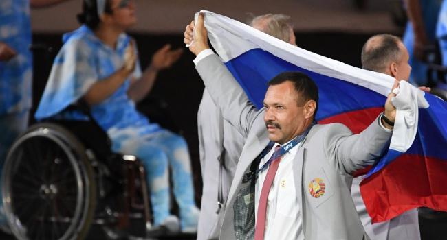 Скандальная выходка белоруса на Паралимпиаде обернулась для него щедрым подарком от РФ