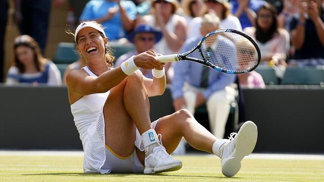 Гарбинье Мугуруса квалифицировалась на итоговый турнир WTA, несмотря на травму