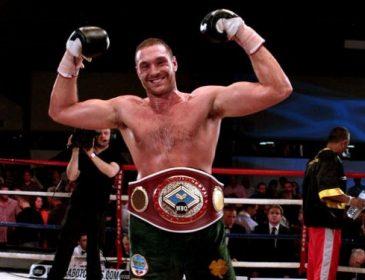 Тайсон Фьюри может не дожить до 30 лет – друг боксера