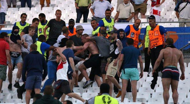 Аргентинские фанаты жестоко избили судью во время матча