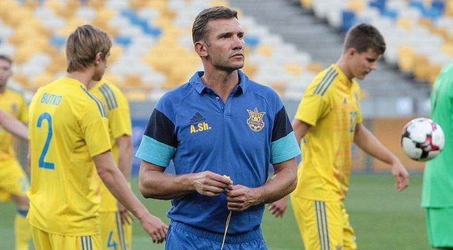 Шевченко рекомендовал «Милану» 5 молодых украинцев, среди которых «новые Шева и Пирло»