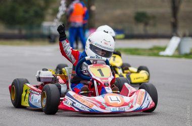 Пятилетний гонщик из Одессы стал чемпионом Украины по картингу (фото)